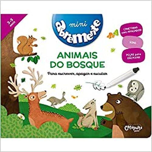 Abremente Mini Animais do Bosque