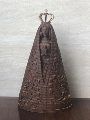 Nossa Senhora Aparecida - 37cm - MDF
