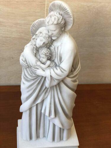 Sagrada Família - 27 cm - Mármore