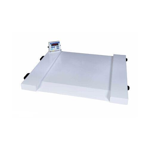 Balança Eletrônica Welmy para Cadeirantes WPL 500kg