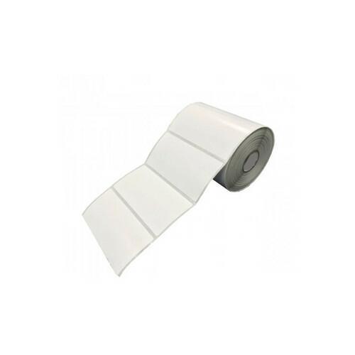 Etiqueta Adesiva Papel Couchê 105x55x01 600 unidades