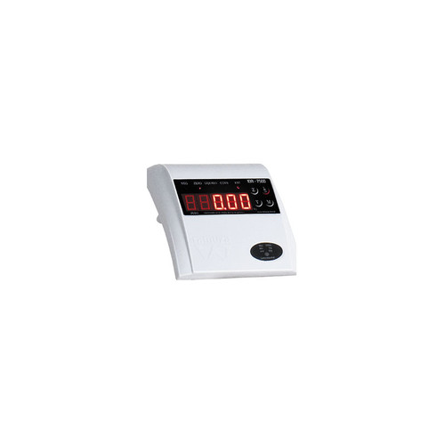 Balança Eletrônica Antropométrica Ramuza DP 200kg/50g INMETRO