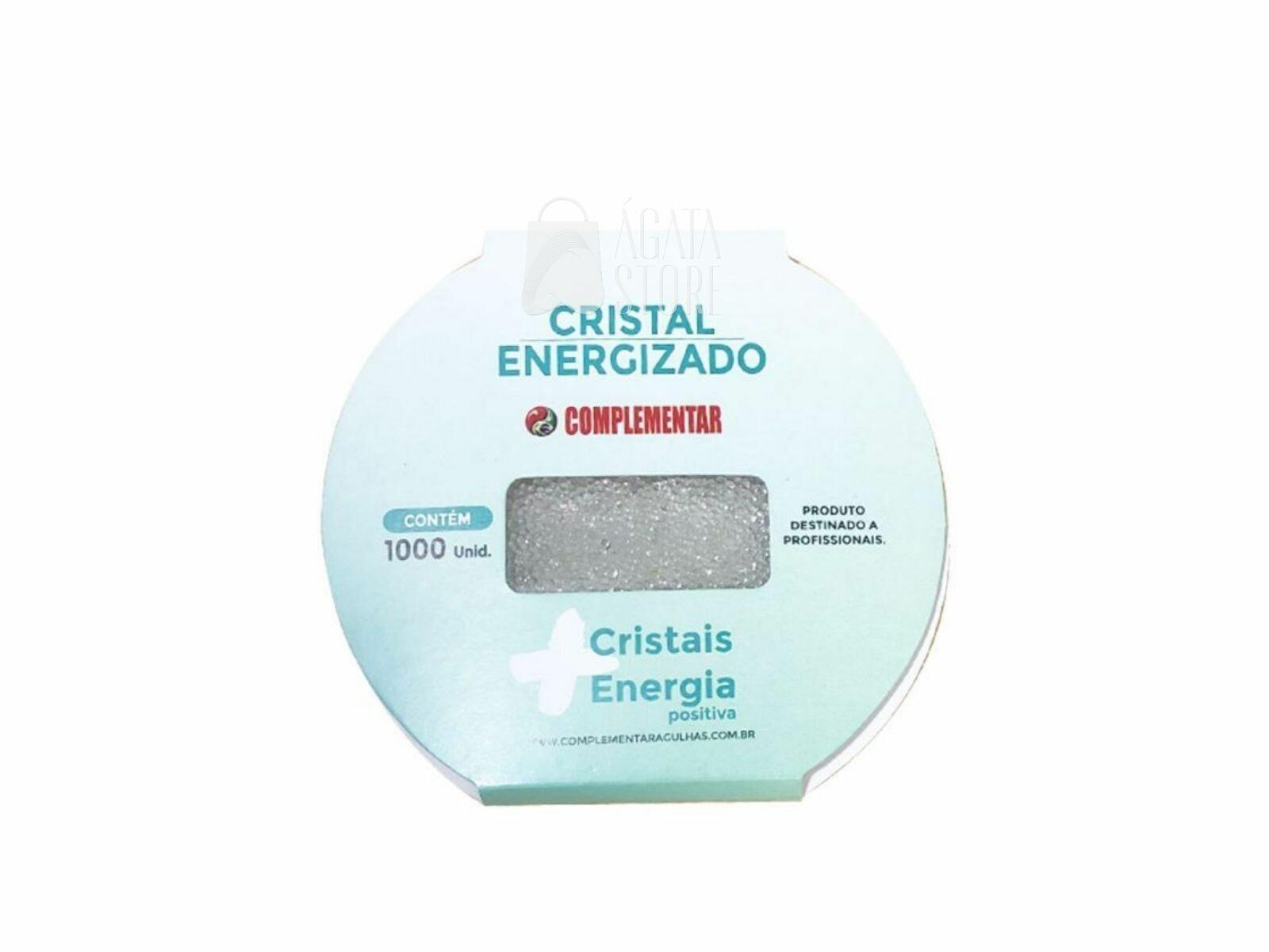 Cristal Energizado   mil unidades - Complementar