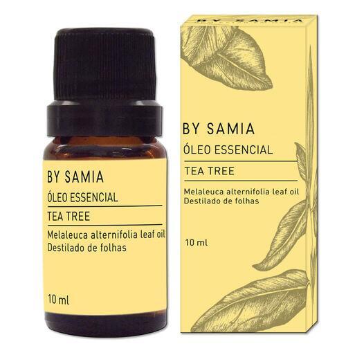 Óleo Essencial de Tea Tree - 10ml   By Samia