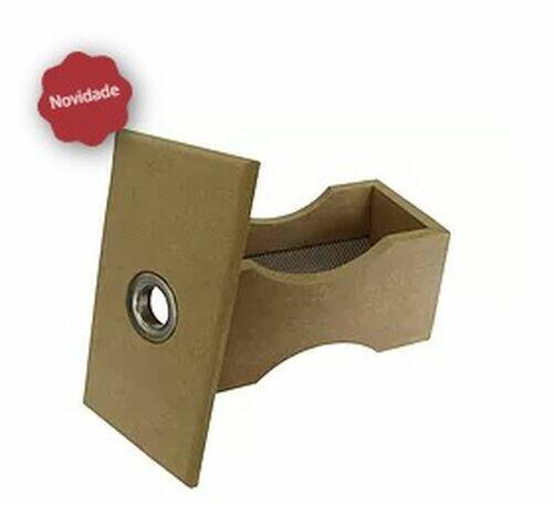 Caixa Berço para Moxa | 1 furo - Pan Acupuntura
