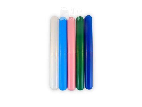 Porta Moxa Bastão | Plástico - Pan Acupuntura (CORES SORTIDAS)