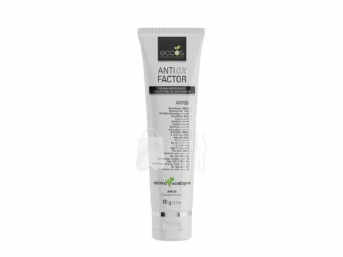 Peeling Antioxidante - Antiox Factor   60gr - Eccos Cosméticos