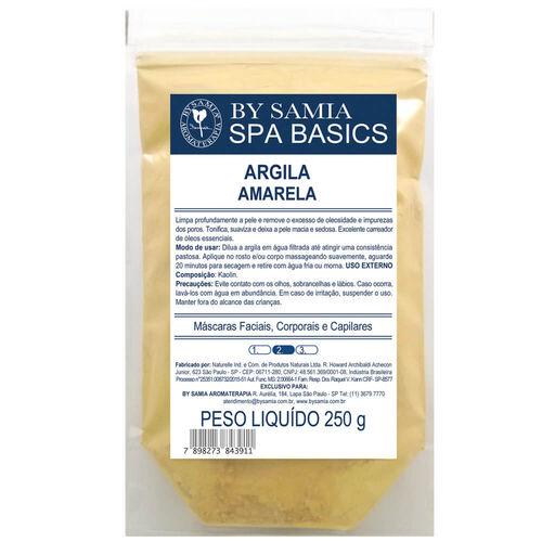 Argila Amarela - 250gr | By Samia