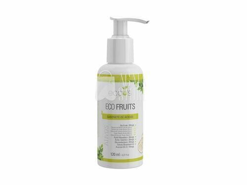 Sabonete De Ácidos - Eco Fruits   120 ml - Eccos Cosméticos