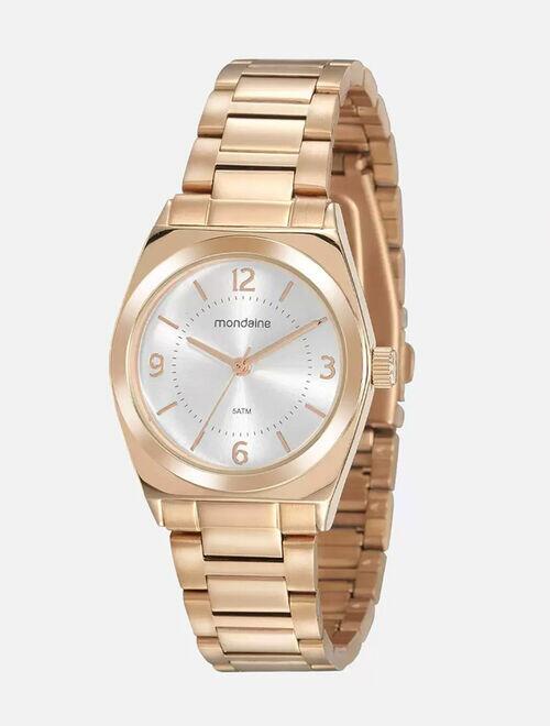 Kit Relógio Feminino Mondaine