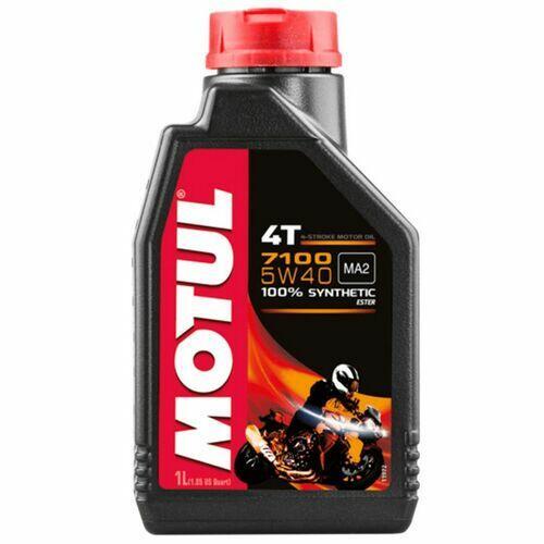 Óleo de Motor para Quadriciclo e UTV Can-am - MOTUL 7100 5W-40 4T 1Litro