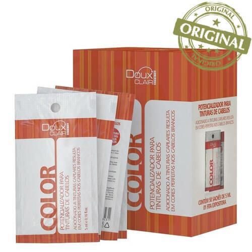 Doux Clair Potencializador de Coloração Effets Color   Caixa 50 Unid