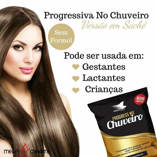 Alise Hair Progressiva No Chuveiro Sachê 50ml