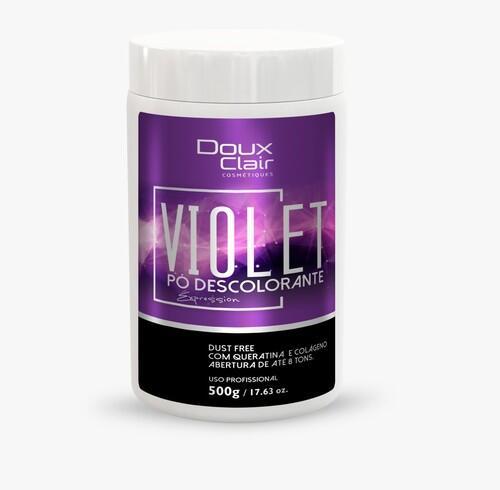 Doux Clair Pó Descolorante Violet 500gr