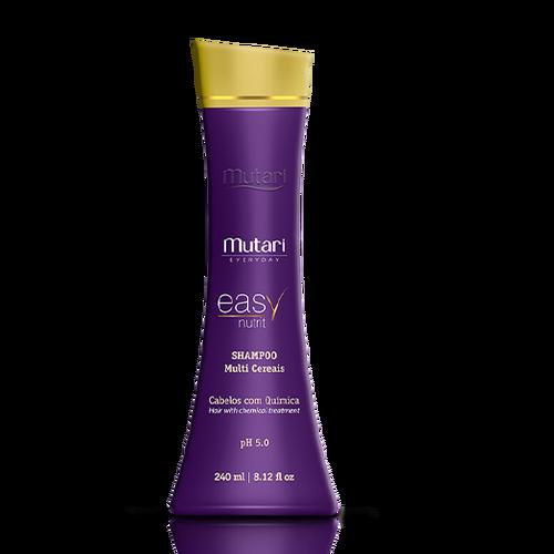 Mutari Easy Nutrit Shampoo Multi Cereais 240ml