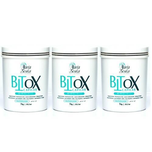 Maria Bonita Combo Botox BB Cream (3 produtos)
