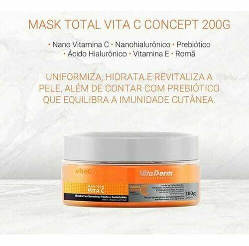 Vita Derm Vita C Concept Máscara 200gr