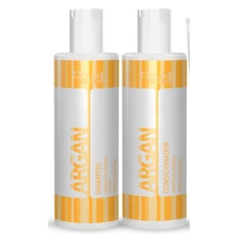 Doux Clair Kit Effets Argan Hidratação Intensa Shampoo e Condicionador