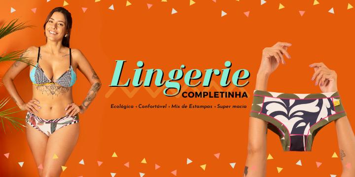 Lingerie Completinha