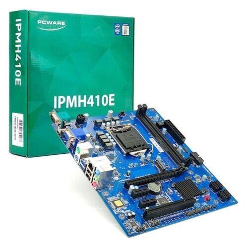 Placa Mae Pcware Ipmh410e - Ddr4 - Matx - Intel 10 Ger. Socket 1200 - Vga/Hdmi/Dvi/M.2