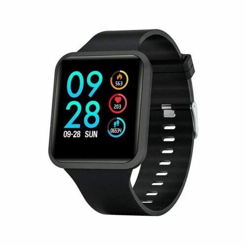 Relogio Smart Inteligente Xtrax Watch, Preto, Com Bluetooth