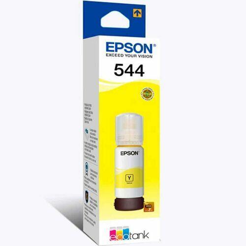 Refil Tinta Epson Amarelo T544420-AL