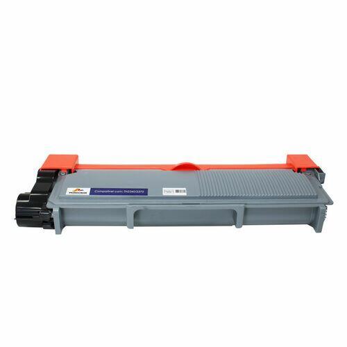 Toner Compativel Tn2340/2370/660/630 2,6k Monocron