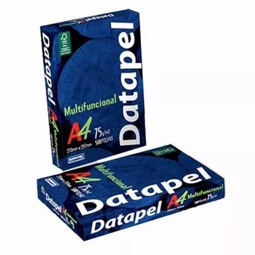 Papel DataPel A4 Pacote de 500 Folhas - Caixa c/10 Pacotes