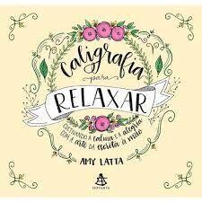 Kit Caligrafia para Relaxar