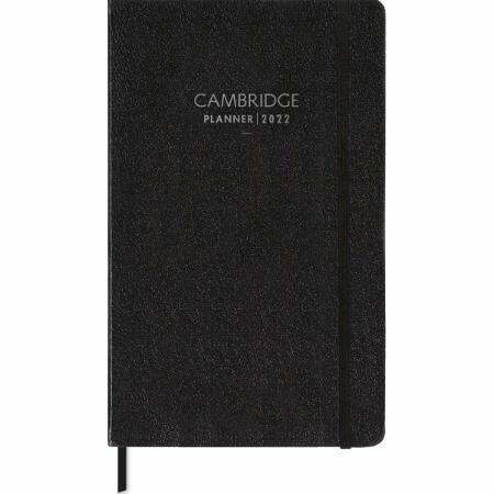 Agenda Planner Costurado Cambridge 2022 Tilibra