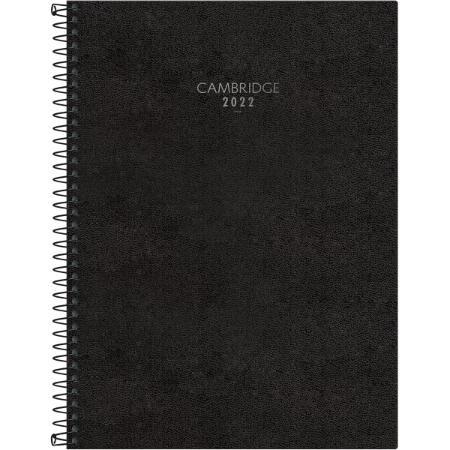 Agenda Espiral Cambridge M9 2022 Tilibra
