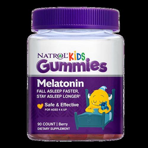Melatonina em gomas Kids 1 mg - Natrol - 90 Gomas