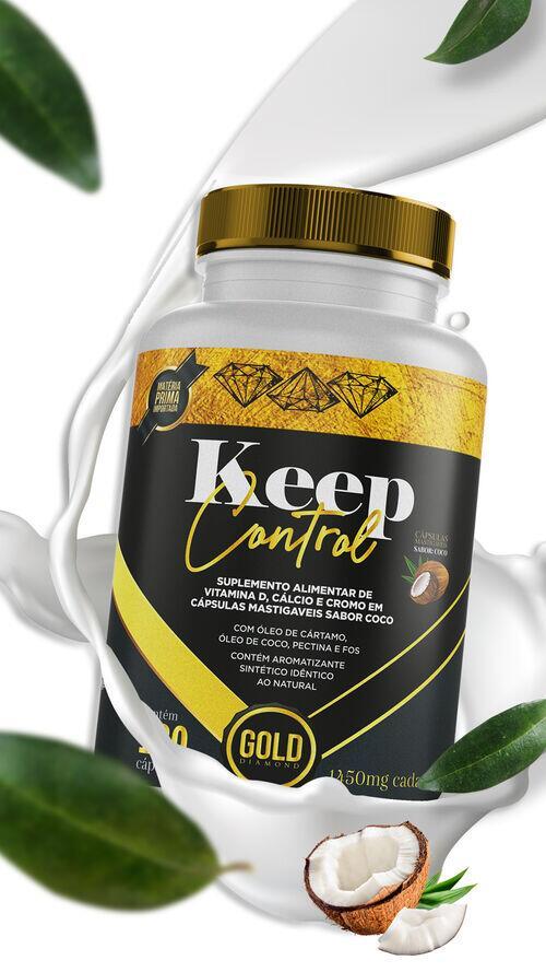 KEEP CONTROL  - 120 Cápsulas