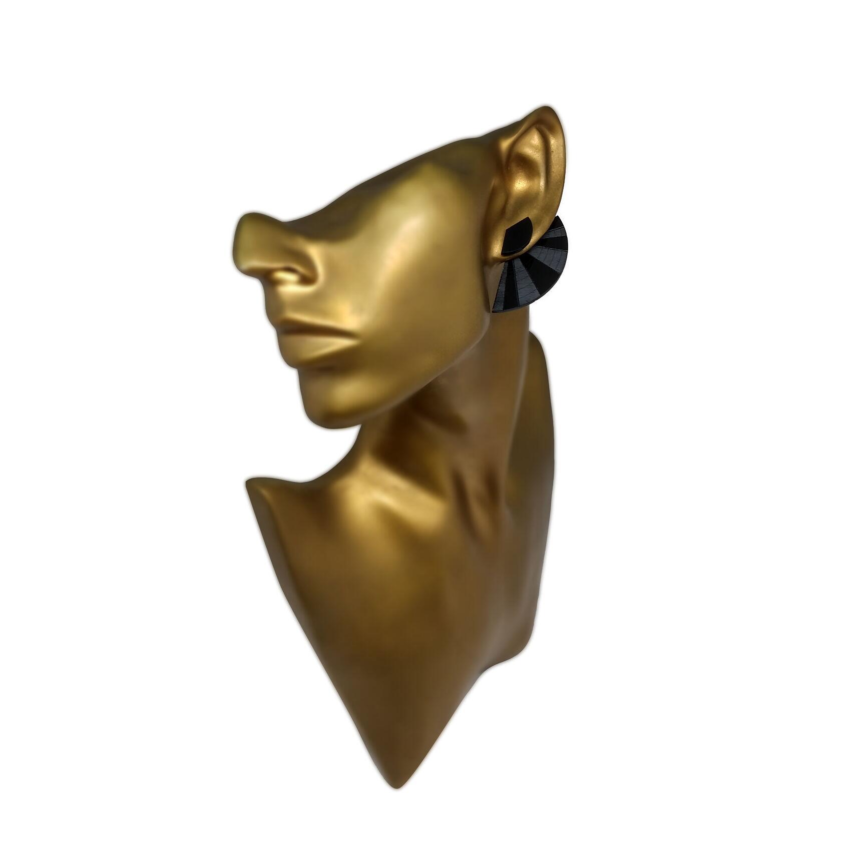 Brinco Ear Jacket Tiye