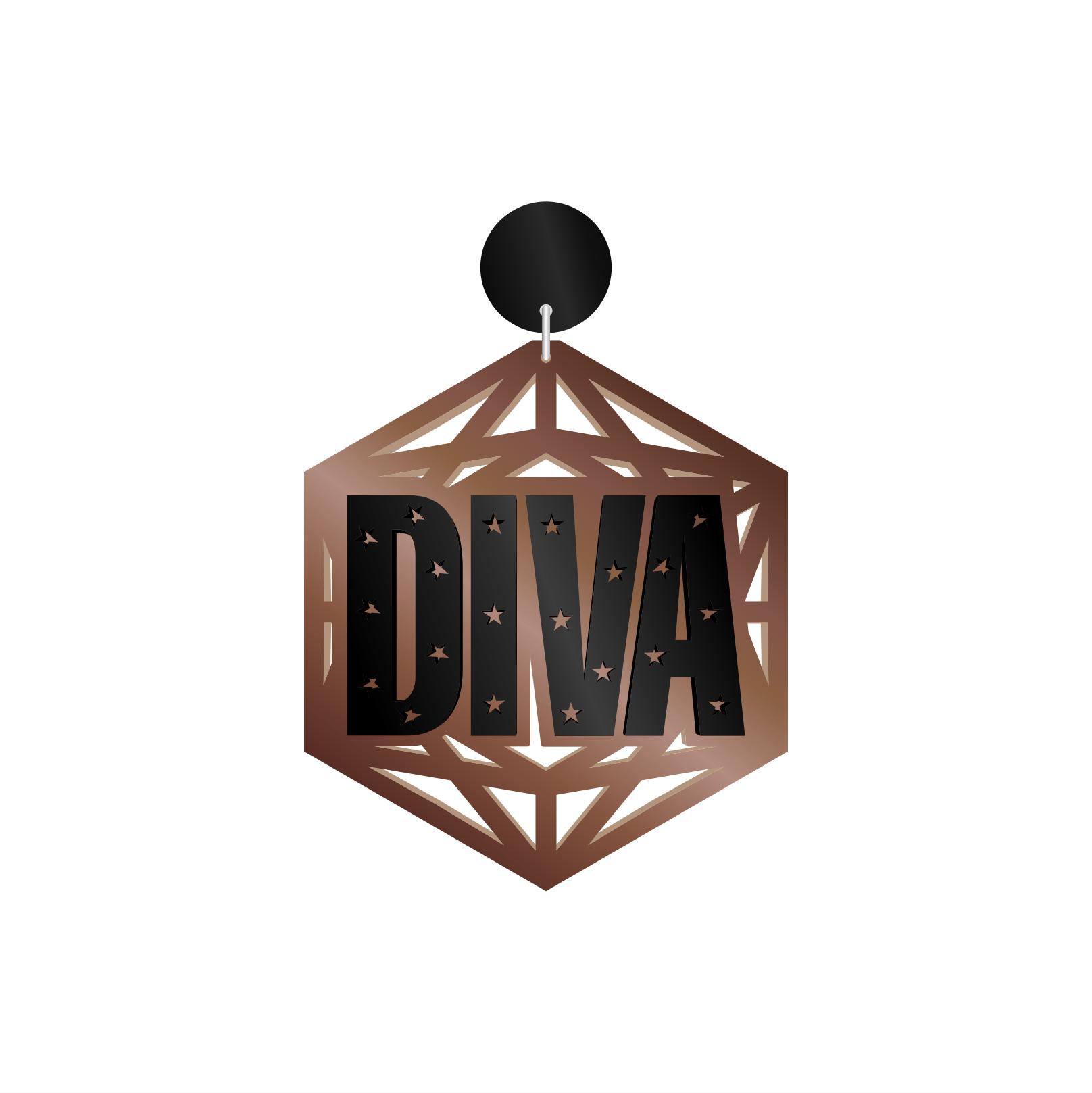Brinco Diva